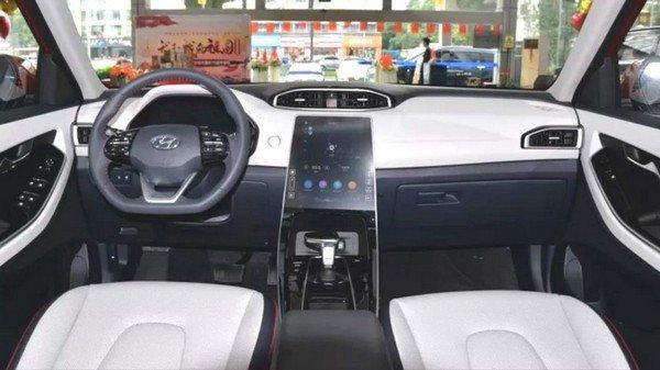 2020 hyundai creta ix25 interior