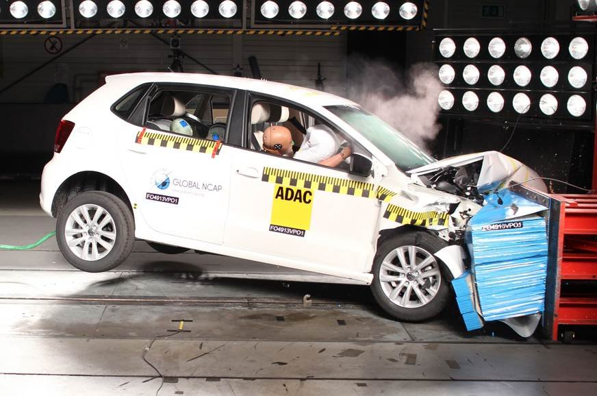 Safest Cars In India Under 10 Lakhs Volkswagen Polo