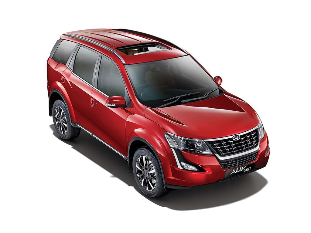 Best Off-Road Cars in India Mahindra XUV500