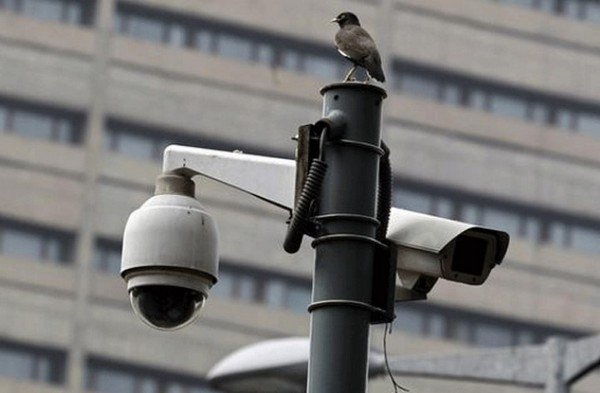 traffic camera in Delhi