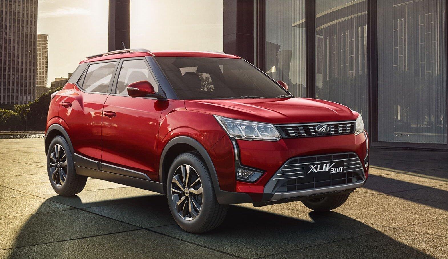 Mahindra XUV300 2019