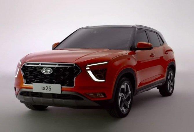SUVs at Auto Expo 2020 - Hyundai Creta facelift