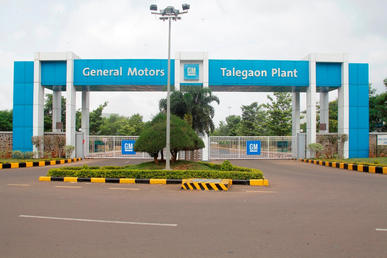 General Motor's last facility in India at Talegaon is currently used to manufacture Beat for export purpose.