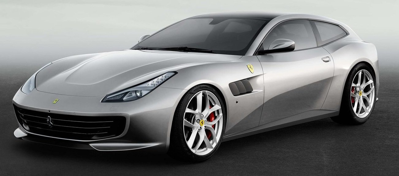 15 Most Expensive Cars in India - Ferrari GTC4Lusso