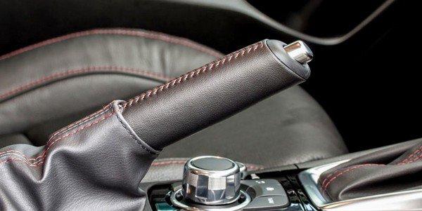 gearshift knob