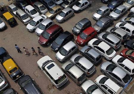 Car Parking Facility In Chandni Chowk