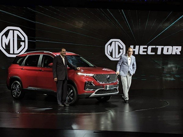 mg hector seven seater 2020