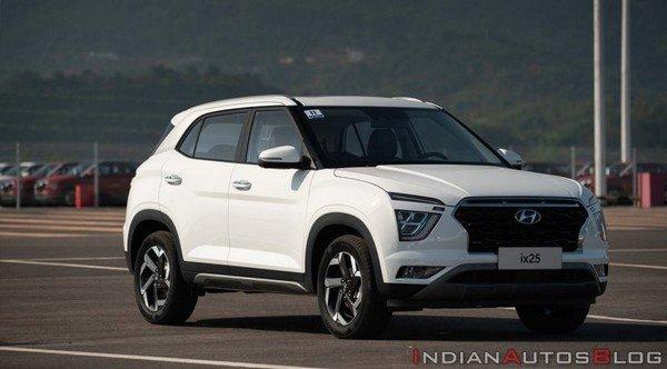 Upcoming Hyundai Cars In India