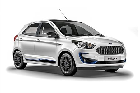 highest ground clearance cars in India - Ford Figo