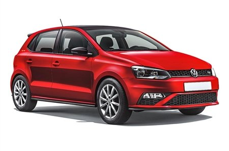 highest ground clearance cars in India - Volkswagen Polo
