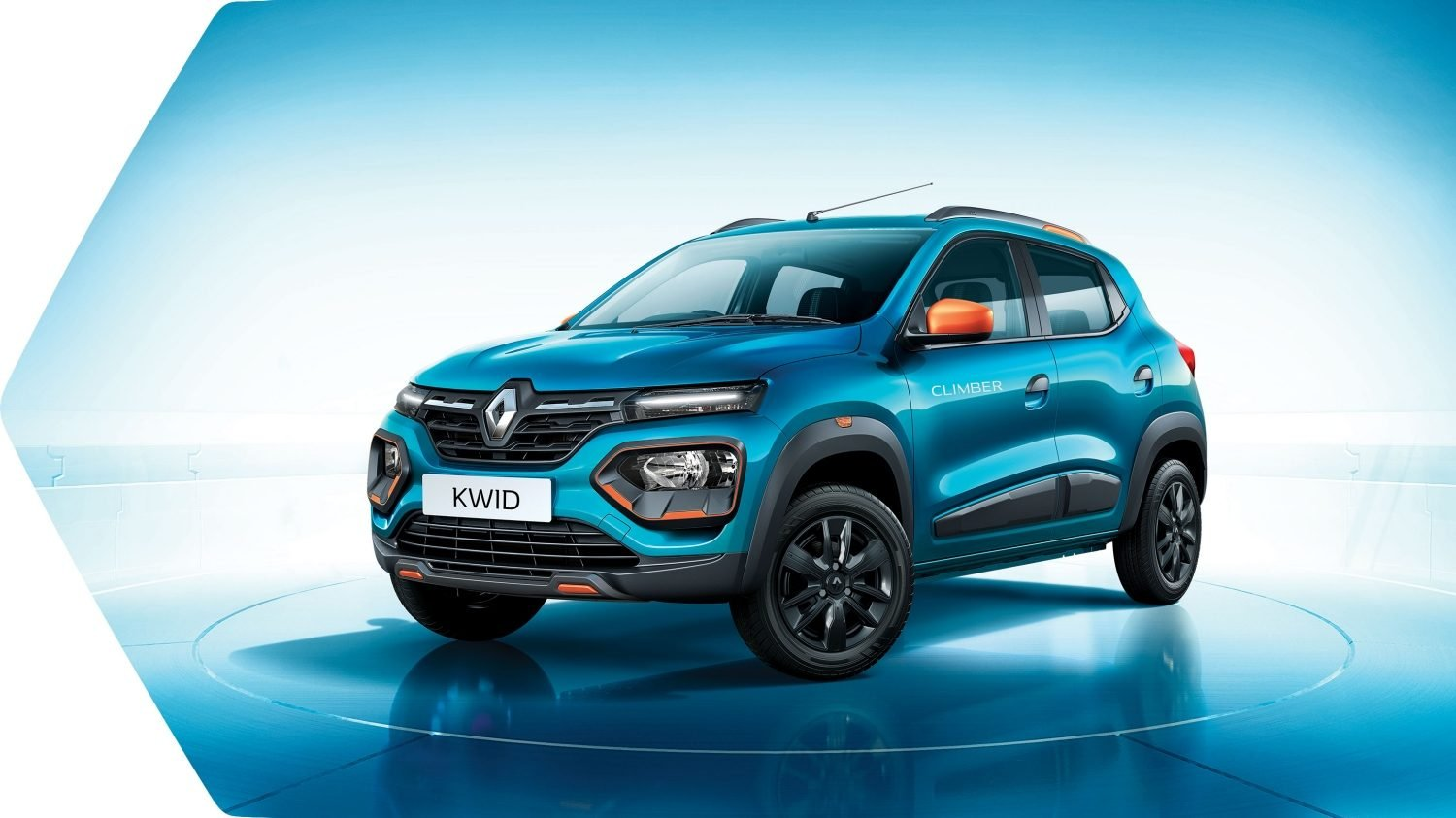 Highest Ground Clearance Cars In India - Renault Kwid