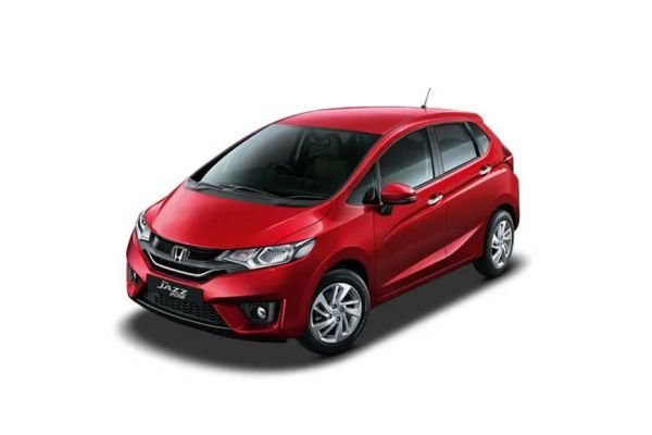 highest ground clearance cars in India - Honda Jazz