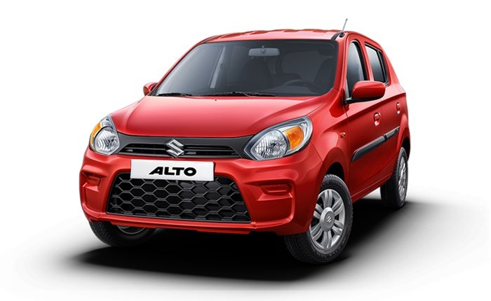 Highest Ground Clearance Cars In India - Alto 800