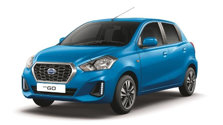 Highest Ground Clearance Cars In India - Datsun GO