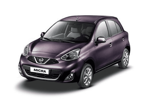 highest ground clearance cars in India - Nissan Micra