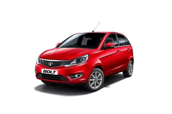 highest ground clearance cars in India - Tata Bolt