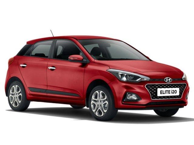 highest ground clearance cars in India - Hyundai  Elite i20