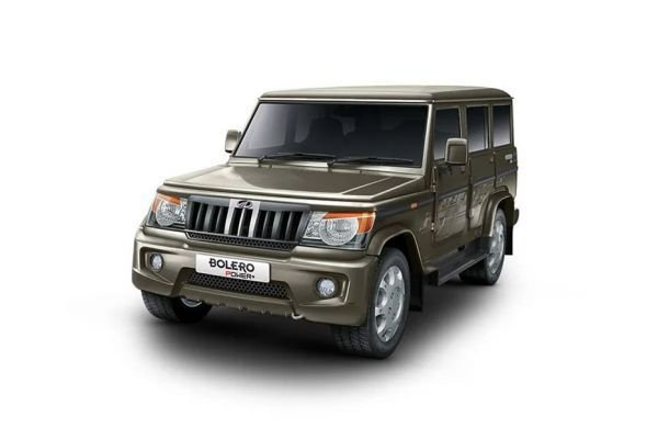highest ground clearance cars in India - mahindra bolero