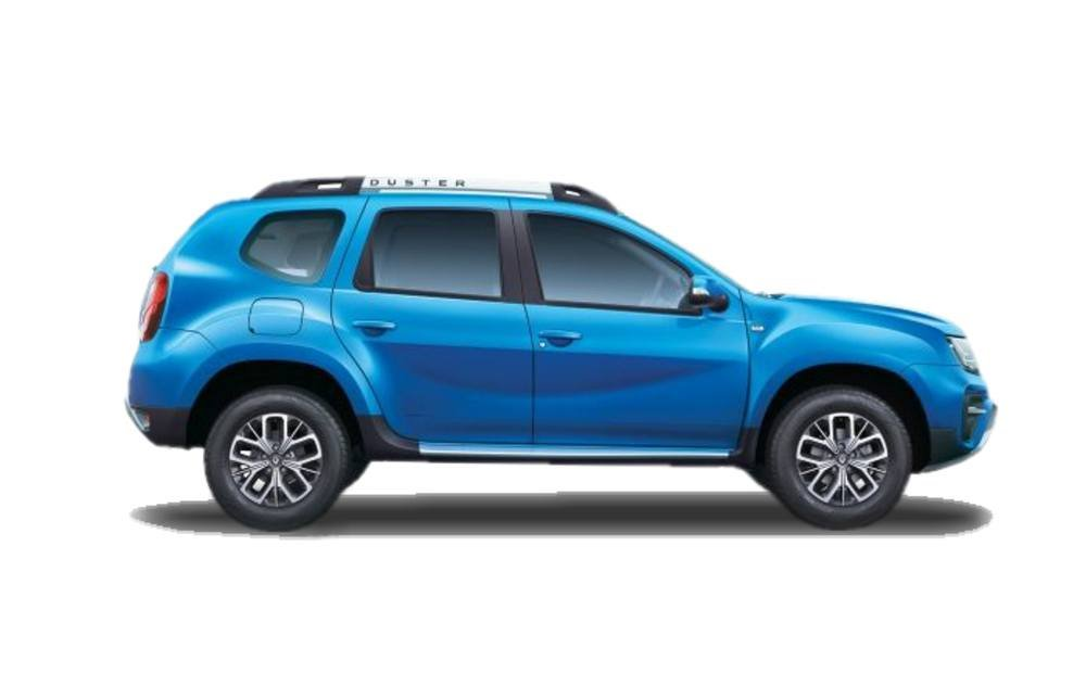 highest ground clearance cars in India - Renault duster