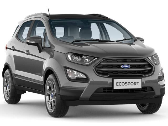 highest ground clearance cars in India - ford ecosport