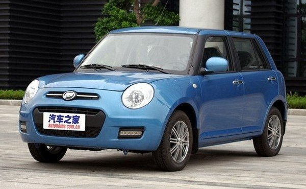 lifan 330 blue front angle