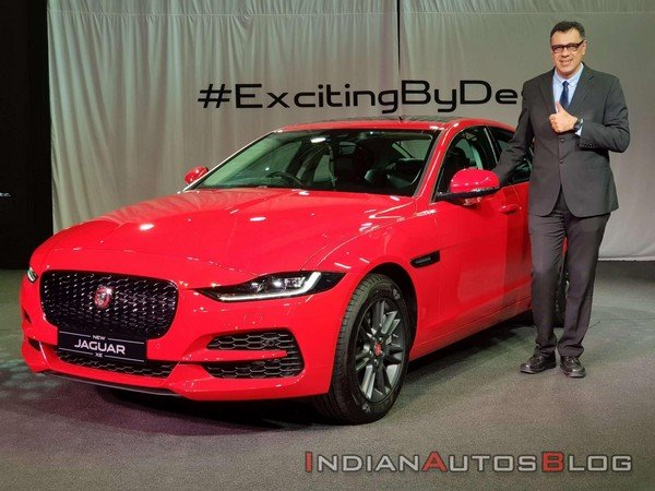 Jaguar car starting price in india 2020