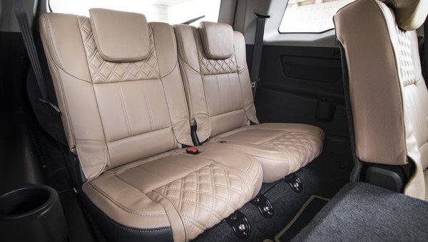 2019 mahindra xuv500 interior rear seats