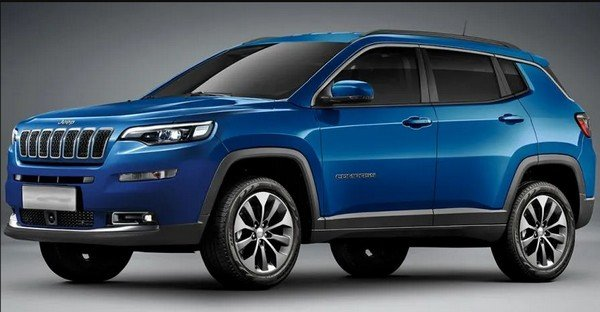 jeep compass facelift 2020