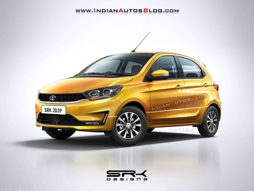 upcoming cars in India under 10 lakhs in 2020 - Tata tiago Facelift