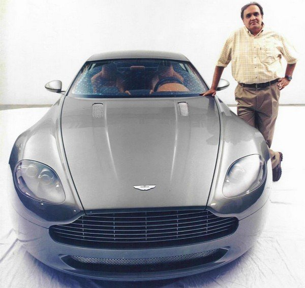 Dilip Chhabria And His Exotic Cars Collection