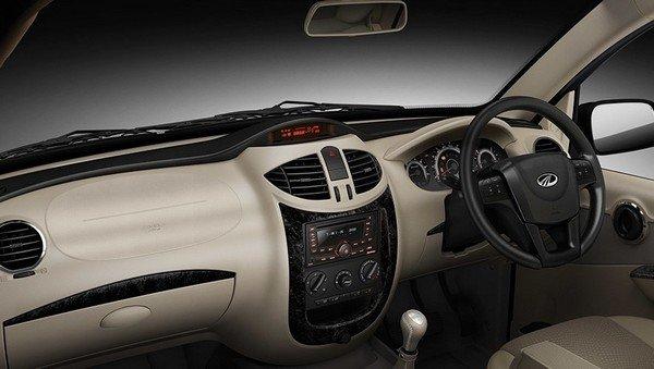 2009 mahindra xylo interior dashboard