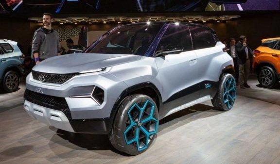 2020 Tata Hornbill