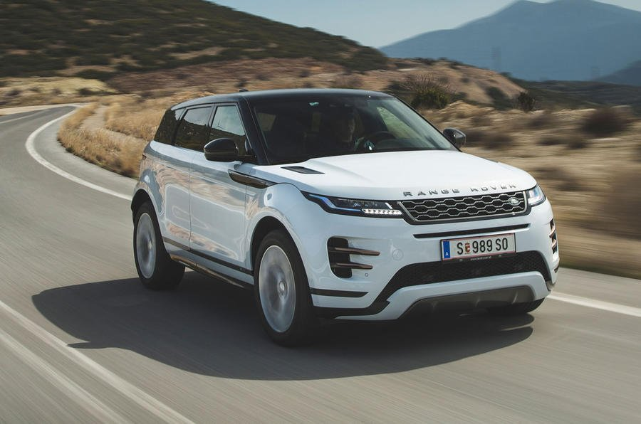 Fastest diesel cars in India Range Rover Evoque