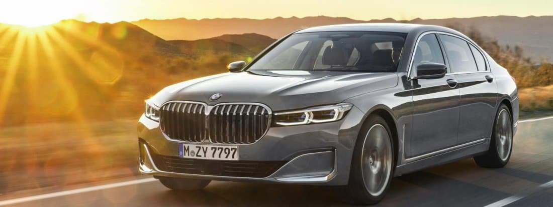 Fastest diesel cars in India BMW 7-Series