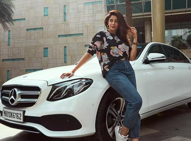 cars of Indian TV stars Mercedes-Benz S-Class