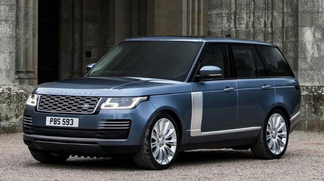 Fastest diesel cars in India Range Rover