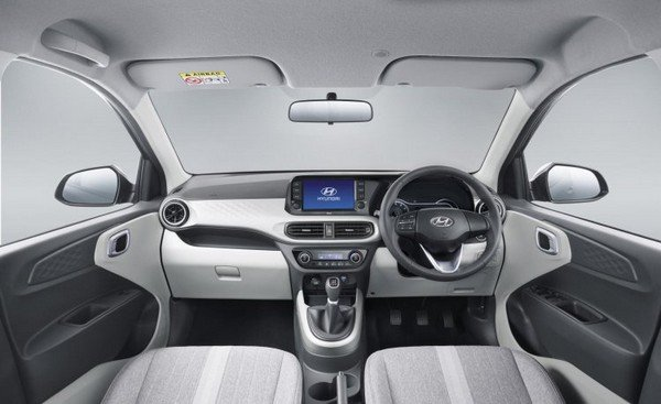 hyundai grand i10 nios interior dashboard
