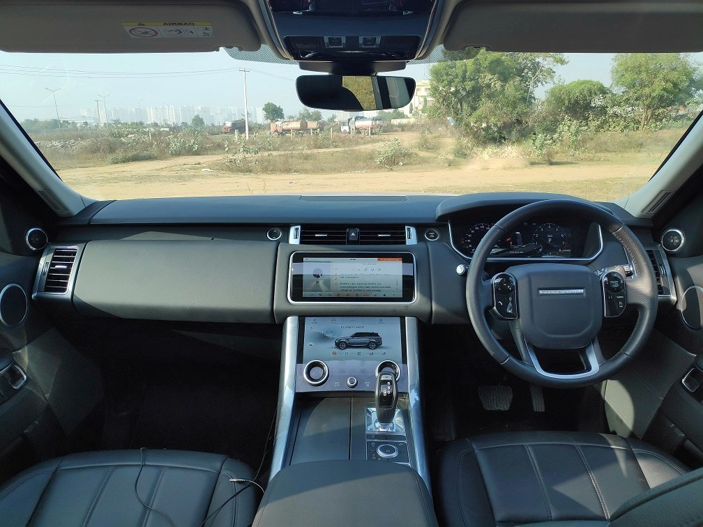 2019 Range Rover Sport Review