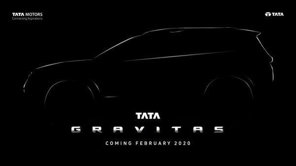 2020 tata gravitas revealed
