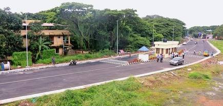 Shortest Highways In India-NH-966B/47A