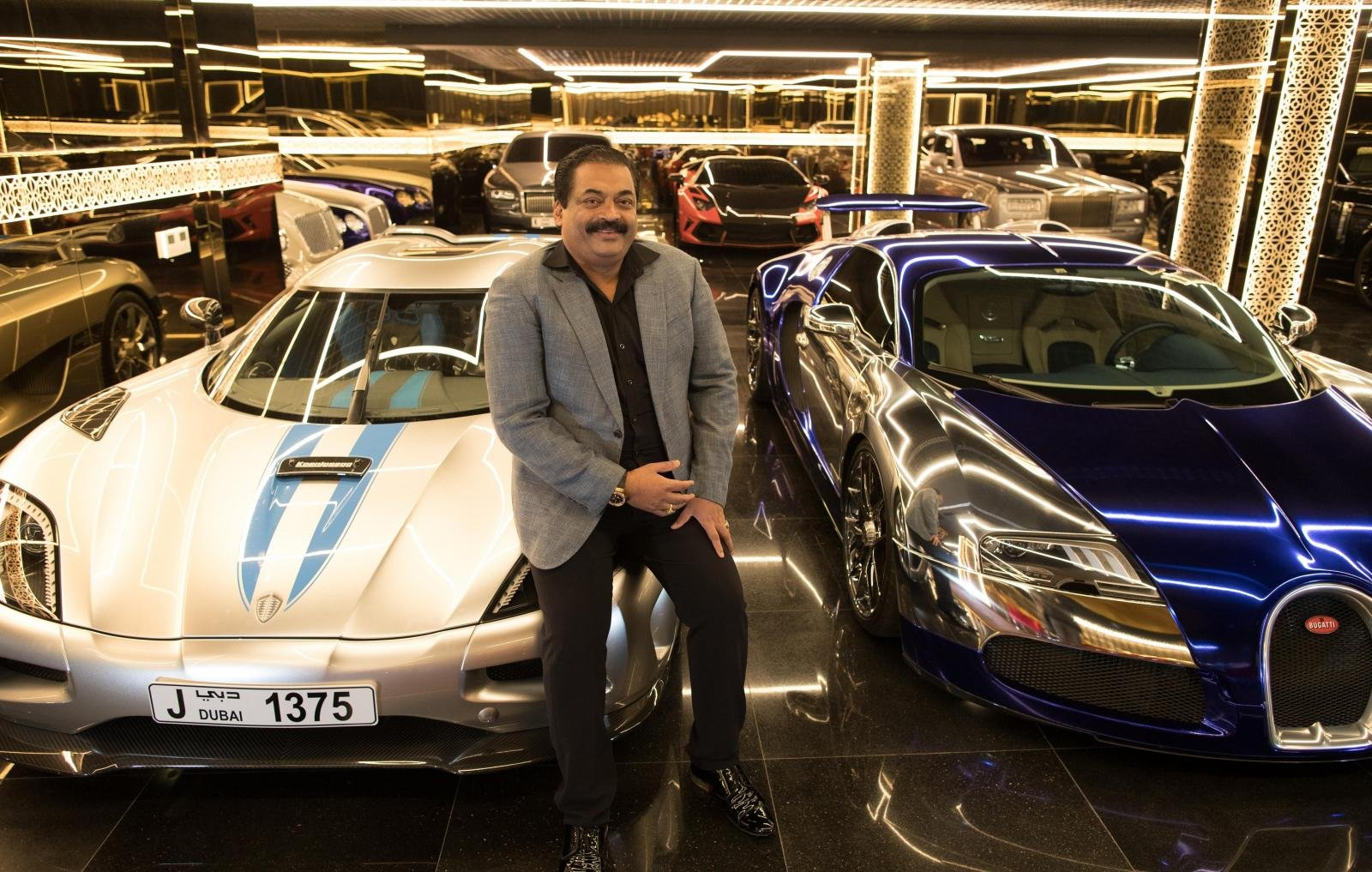 Indian Bugatti Owners - C.J Roy