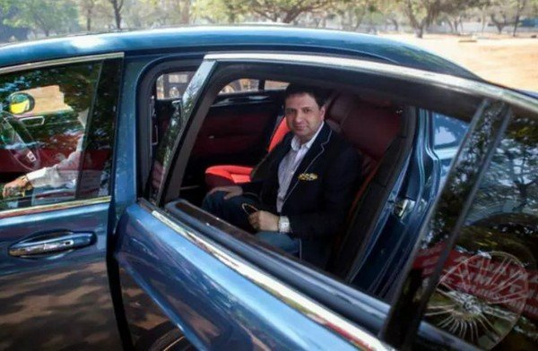 most expensive cars in India with owners - adar poonawalla bentley continental gt