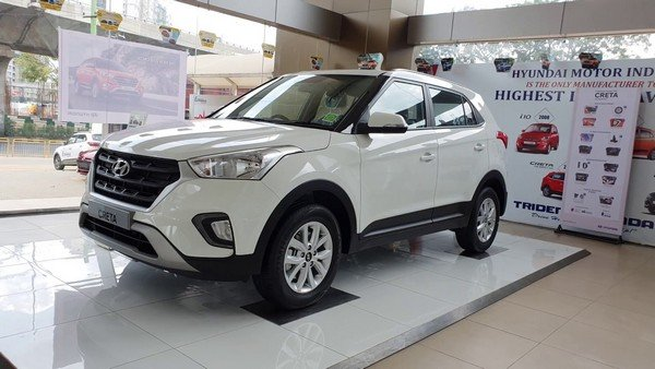 2018 hyundai creta white side profile