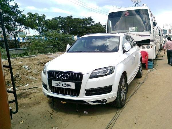 surya audi q7 white front angle