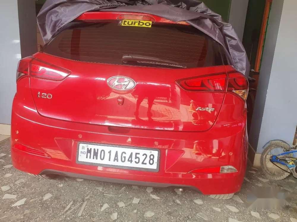2017 Hyundai I20 Asta Mt For Sale At Low Price In Imphal 549170