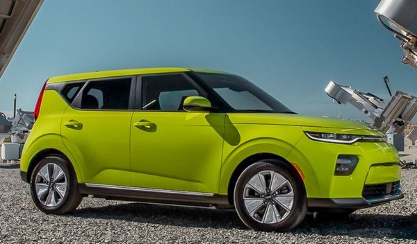 Kia Cars At Auto Expo 2020 - Kia Soul