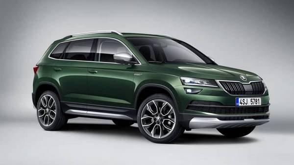 Skoda Karoq, Upcoming Skoda cars at 2020 Auto Expo