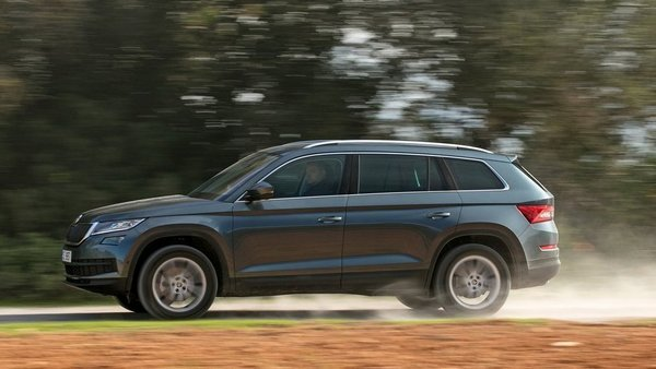 Skoda Kodiq petrol, Upcoming Skoda cars at Auto Expo 2020