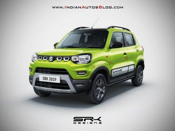 S-Presso X, upcoming small cars at Auto Expo 2020