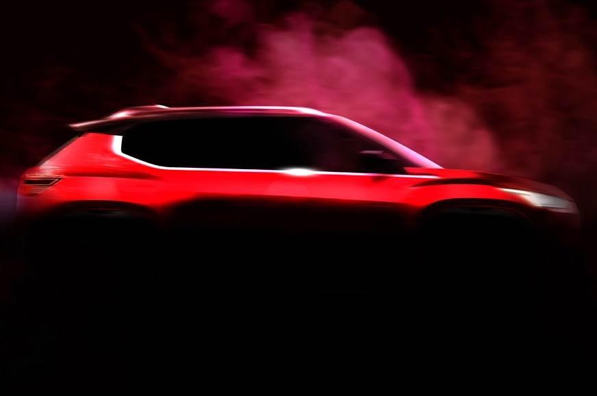 SUVs at Auto Expo 2020 - 2020 Nissan compact SUV